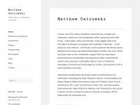 Ostrowski.info