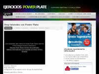 ejerciciospowerplate.com
