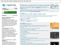 coppermine-gallery.net Thumbnail