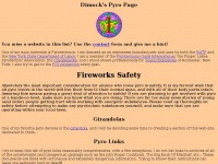 Dimock's Pyro Page
