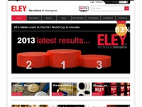Eley Olympic cartridges - The Choice of Champions