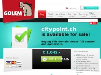 citypoint.ch Thumbnail