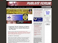 Publius Forum - ...It's What's Happening NOW! &laquo Publius Forum