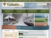 City of Tualatin Home | The City of Tualatin, Oregon Official Website