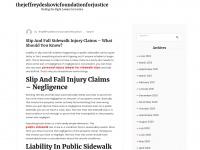 thejeffreydeskovicfoundationforjustice.org Thumbnail