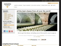 all the best cheese from all over the world - Venissimo Cheese