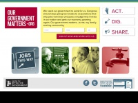 Ourgovernmentmatters.org