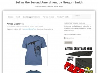 Selling the Second Amendment by Gregory Smith | Celebrating Firearm Advertising