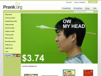 Prank.org - Buy pranks, gags, shock pranks, and more!