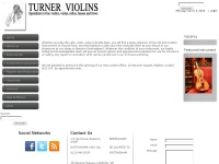 Turnerviolins.co.uk