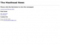 Themastheadnews.ca