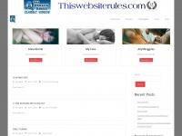 Thiswebsiterules -