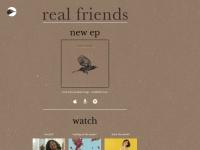 realfriendsband.com