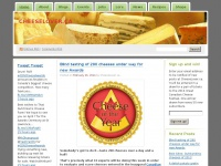 CheeseLover.ca | Never met a cheese I didn't like . . . well, hardly ever