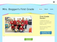 Mrs. Boggan's First Grade - Home