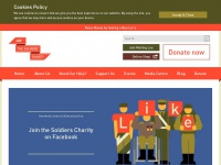 soldierscharity.org Thumbnail