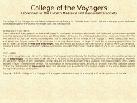 sca-voyagers.org