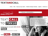 Textandcall.co.uk