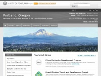 PortlandOregon.gov | The City of Portland, Oregon