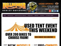 Hellbender Harley-Davidson® Located in Marietta, Georgia | New and Pre-Owned Motorcycles | offer services, parts & accessories, and financing