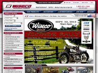 Wiseco.com - Wiseco Manufactures High Performance Forged Pistons & Performance Parts for Motorcycles, ATVs, Snowmobiles, Marine, and Automobiles