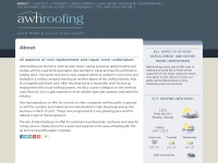 Awhroofing.co.uk