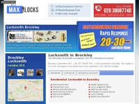 securelocksmithbrockley.co.uk