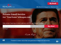 @Reagan.com secure email address - Ronald Reagan email address