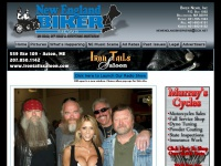 Welcome to New England Biker News