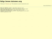 Tatsuwo.org