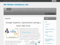 NE Media Solutions Ltd | Home | Get Instant Online Results With Google Experts