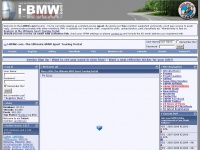 I-BMW.com -The Ultimate BMW Sport Touring Portal
