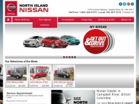 North Island Nissan | Campbell River Nissan Dealer