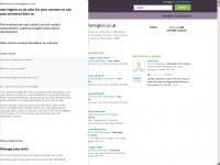 warrington.co.uk Thumbnail