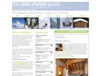 Chicchaletguide.co.uk
