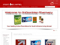 ondoorsteppharmacy.co.za