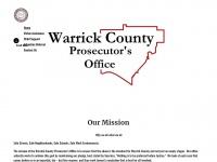 warrickprosecutor.org Thumbnail