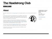 headstrongclub.co.uk