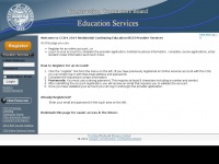 education.ccb.state.or.us Thumbnail
