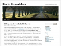 Blog for Gymnophiliacs | Just another WordPress weblog