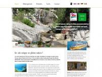 U FURU *** Naturisme en Corse : Camping *** - Casseti - Ufuru Corsica Naturist