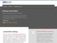 securelocksmithealing.co.uk