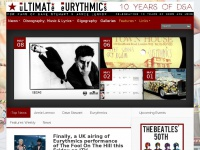 Ultimate Eurythmics: - For Fans Of Dave Stewart & Annie Lennox