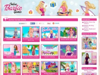 barbie-games-online.com