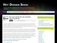 Hot Domain Show | Looking for the websites out there you never knew you wanted…