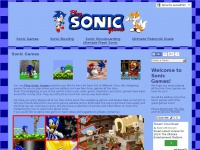 Play Sonic Games - Play Our Free Sonic The Hedgehog Games Online
