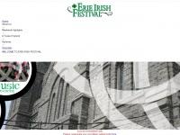erieirishfestival.com