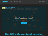 Onehourindexing.co