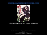 unbreakablemachinedoll.com