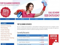 Topcleaningservices.org.uk
